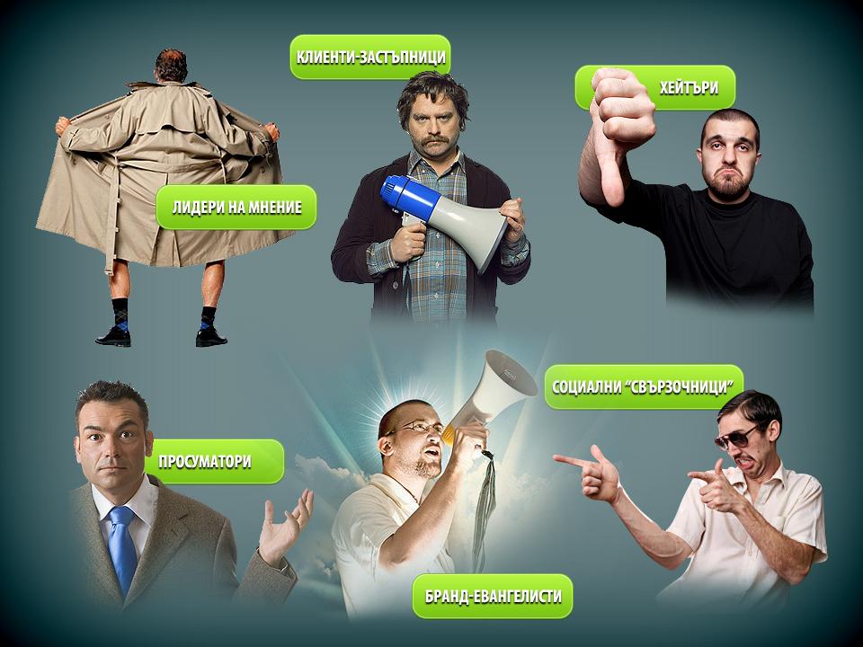 Отворена дискусия: Кои интернет потребители са най-значими за един бранд?