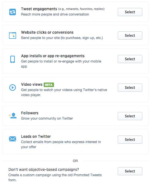 Twitter реклами
