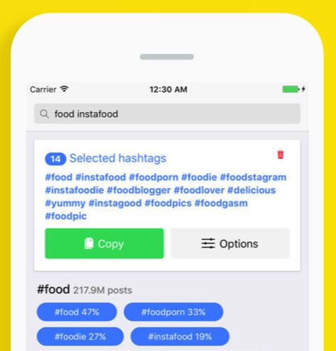 Leetags - хаштаг мениджър за инстаграм маркетинг