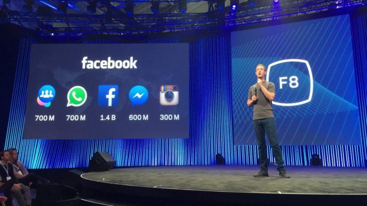 Всичко, което трябва да знаете от първия ден на Facebook f8 Conference 2016