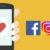 Какво означават новите промени (4.2018) във Facebook и Instagram?